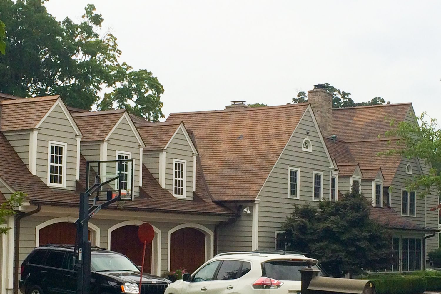 New Cedar Roof In Pine Orchard Branford Ct Ct What S