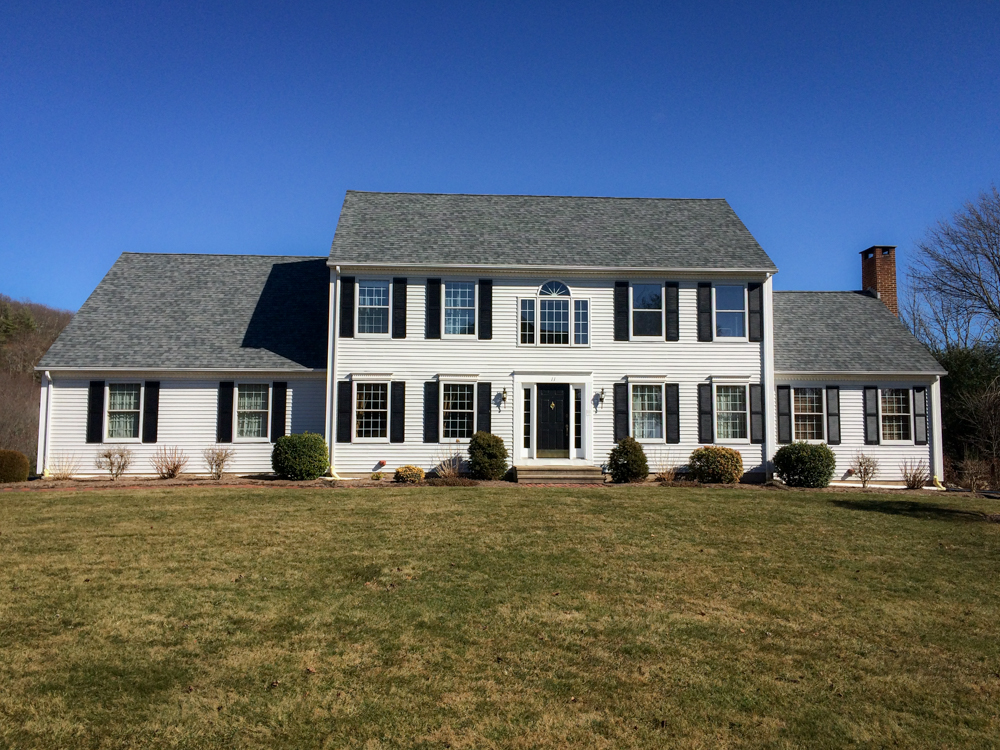 Roof Replacement For Colonial In Durham Ct What S On